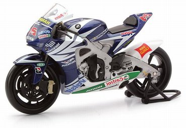 2007 Honda Gresini #24 RC212V Toni Elias Bike Motorcycle 1/12 by New Ray 43003