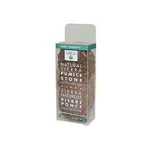 Earth Therapeutics Natural Sierra Pumice Stone