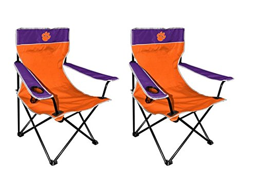 Clemson Tigers Folding Chair, Clemson Folding Chair