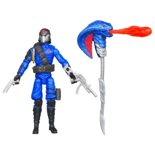 G.I. Joe Retaliation - Cobra Commander Figure