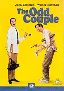 The Odd Couple [DVD] [1967]