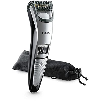 Philips QT4018 Pro Skin Advanced Trimmer (Black/Gray)
