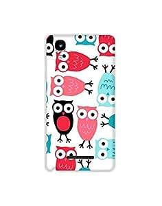Yureka A0 5510 nkt03 (255) Mobile Case by Leader