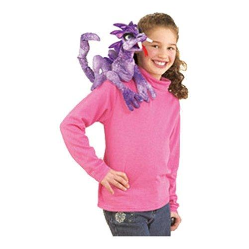 Purple Dragon (Shoulder Puppet)