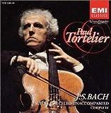 バッハ:無伴奏チェロ組曲(全曲) トルトゥリエ