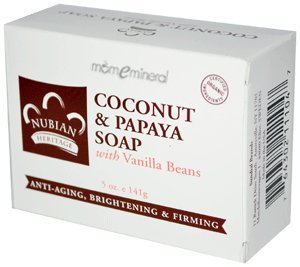 ヌビアン ヘリテージ ココナッツ&パパイヤ ソープ