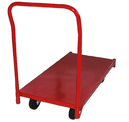 Milwaukee Hand Trucks 40213 24-Inch by 42-Inch Platform Truck, Unassembled