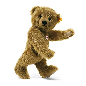 Steiff Classic Teddy Bear Dark Blond 16.5""