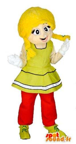 amazon-mascotte-personalizzabile-spotsound-di-un-giovane-che-indossa-trecce-bionde-gauloise
