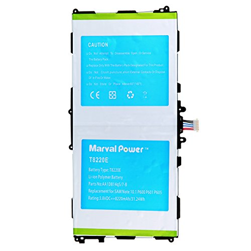 Marval Power 8220mAh Battery (For Samsung Galaxy Note 10.1 2014)