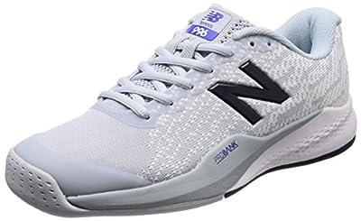 [ニューバランス] テニスシューズ Mco996(旧モデル) G3グレーホワイト 25.0cm 2e