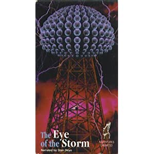 Click to buy Tesla Inventions: <b>video</b> The Eye Of The Storm <b>VHS</b> from Amazon!