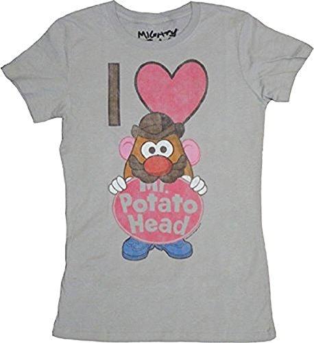 mr-potato-head-i-heart-love-ciment-juniors-t-shirt-pour-homme-gris-medium