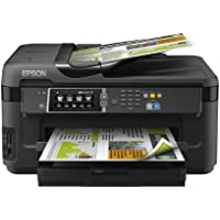 Epson WF-7610DWF Color Inkjet All-In-One Wi-Fi Printer