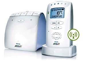 Philips AVENT - SCD525/00 - Ecoute-bébé - DECT - Rechargeable
