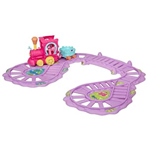 My Little Pony Magical Pony Express Train Playset