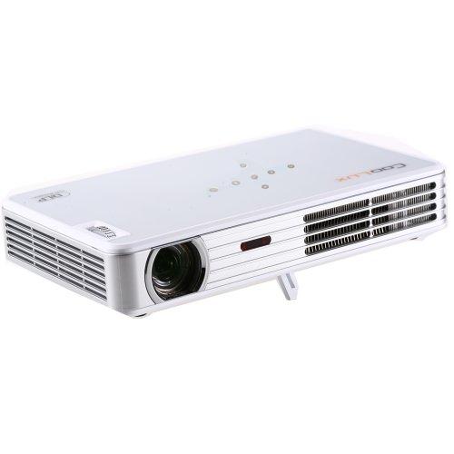 Coolux@ X3S-Jy Led Mini Dlp Projector Beamer 1280*800 Support 1080P Hdmi/Vga/Av/Usb/Sd