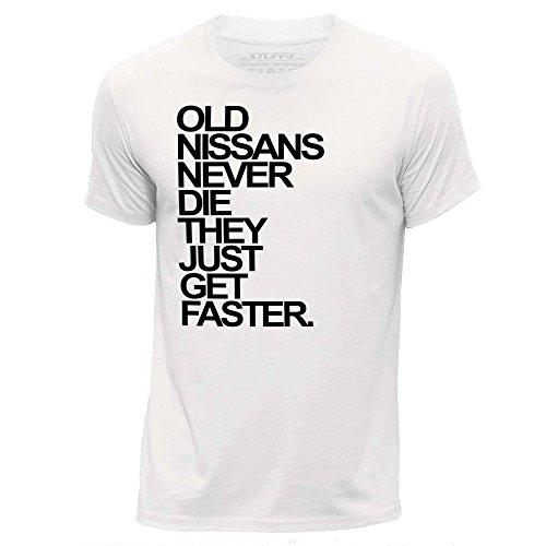 stuff4-herren-gross-l-weiss-rundhals-t-shirt-old-nissans-nissan-never-die