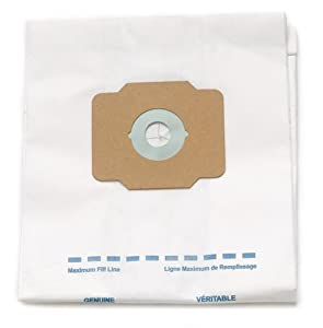 Electrolux 110360 Central Vacuum Oxygen Paper Bags (3-pack)