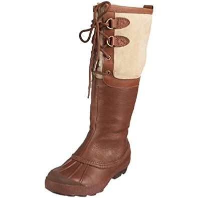 UGG Australia Women's Belcloud Winter Boots,Cognac,12 US