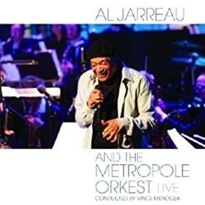 Al Jarreau & The Metropole Orkest: Live