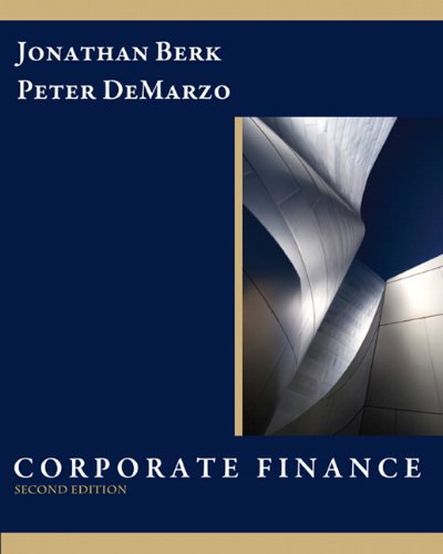 Corporate Finance (2nd Edition) PDF