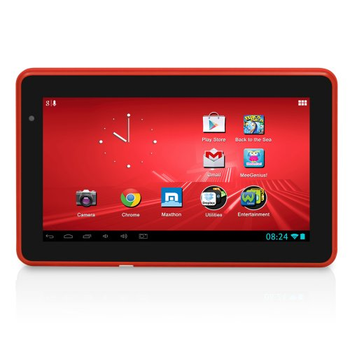 Digital2 Deluxe D2-713G_RD 7-Inch 4GB Tablet (Red) Review & Check