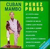 echange, troc Perez Prado - Cuban Mambo