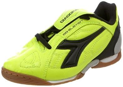 Buy Diadora Dd Eleven ID Jr Soccer Shoe (Little Kid Big Kid) by Diadora