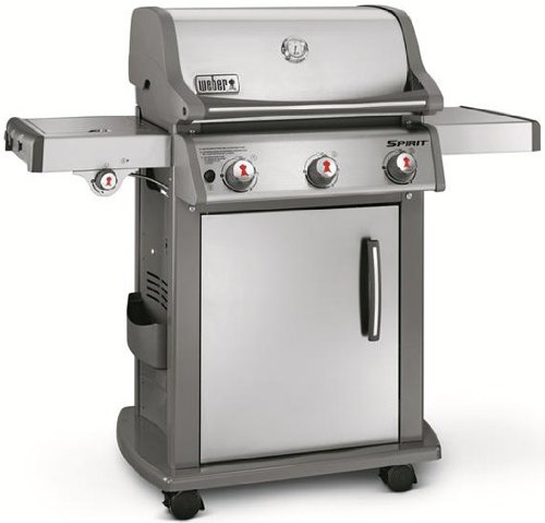 Weber Spirit Natural Gas Grill Sp-320 12000 Btu 529 Sq. In.
