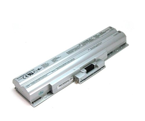 Click to buy Laptop Battery for Sony Vaio VGN-CS190JTW VGN-CS190JVQ/C VGN-CS190N VGN-CS190NAB VGN-CS190NAC Silver Notebook Battery