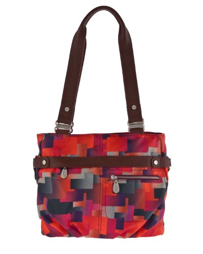 Baggallini Luggage Kathryn Tote, Ombre Print, One Size
