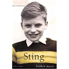 Broken Music : Mes mémoires (Biographie de Sting)