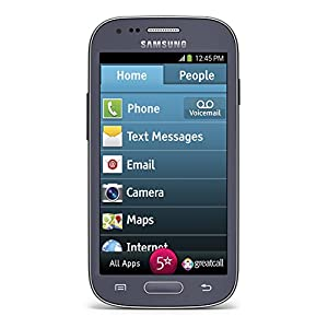 Jitterbug Touch3 Simple and Easy to Use Senior Cell Phone