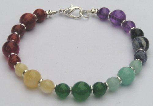 41B7Pdi82OL Chakra Bracelet   Healing Jewelry