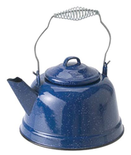 GSI Outdoors 14021 Blue Tea Kettle