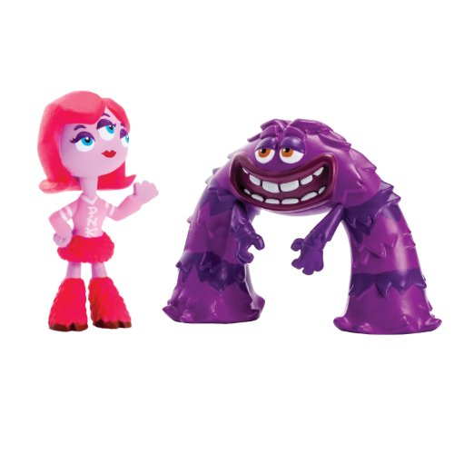 Monsters University - Scare Pairs - Art & Carrie - 1