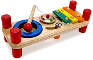I'M Toys 22043 Tutti Tune Bench
