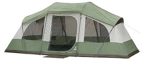 8± Coleman Weathermaster Six to Eight-Person Three-Room Cabin Tent  sc 1 st  Coleman Max Cabin Tent Discounted & 44: Coleman Weathermaster Six to Eight-Person Three-Room Cabin ...