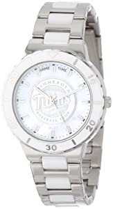 Game Time Ladies MLB-PEA-MIN Minnesota Twins Watch by Game Time