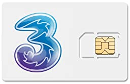 Ireland Data SIM Card, Includes 1GB of Internet, Works Immediately! 500MB, 1GB, 3GB, and 7GB Upgrades Available! FREE VoIP Calls!