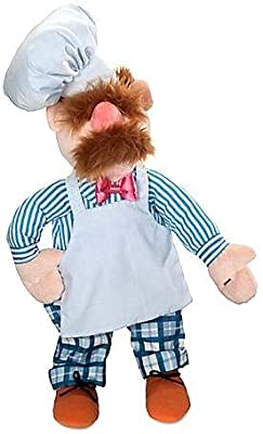 "Muppets Most Wanted "" Swedish Chef "" Plush 18"""