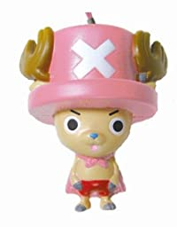 One Piece Chopperman Squishy Mascot Cell Phone Charm (Pink)