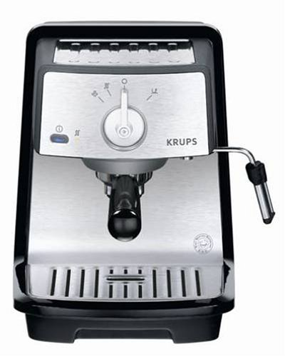 Krups XP4030 Pump Espresso Machine, Black Discount