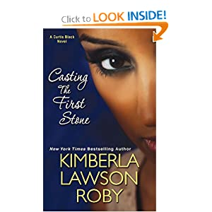 Casting The First Stone - Kimberlay Lawson Roby
