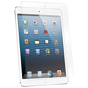BodyGuardz UltraTough Optically Clear Screen Protector with Anti-Microbial for Apple iPad mini - Gel Apply (BZ-UAIM-0912F) from Electronic-Readers.com