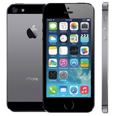 Apple(アップル) iPhone5s Model:A1453 32GB 国内SIMフリー版 (スペースグレー)