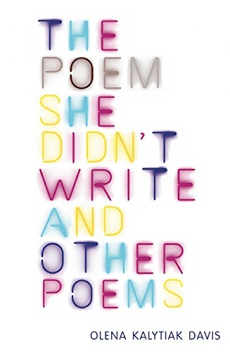 Image of The Poem She Didn't Write and Other Poems