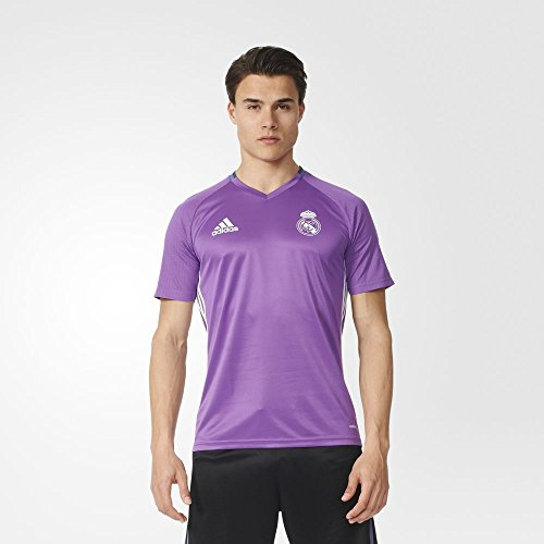 Adidas Real Madrid CF Training Jersey-RAYPUR (M) (Adidas Real Madrid Cf compare prices)