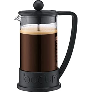 bodum cafetiere gift for writers